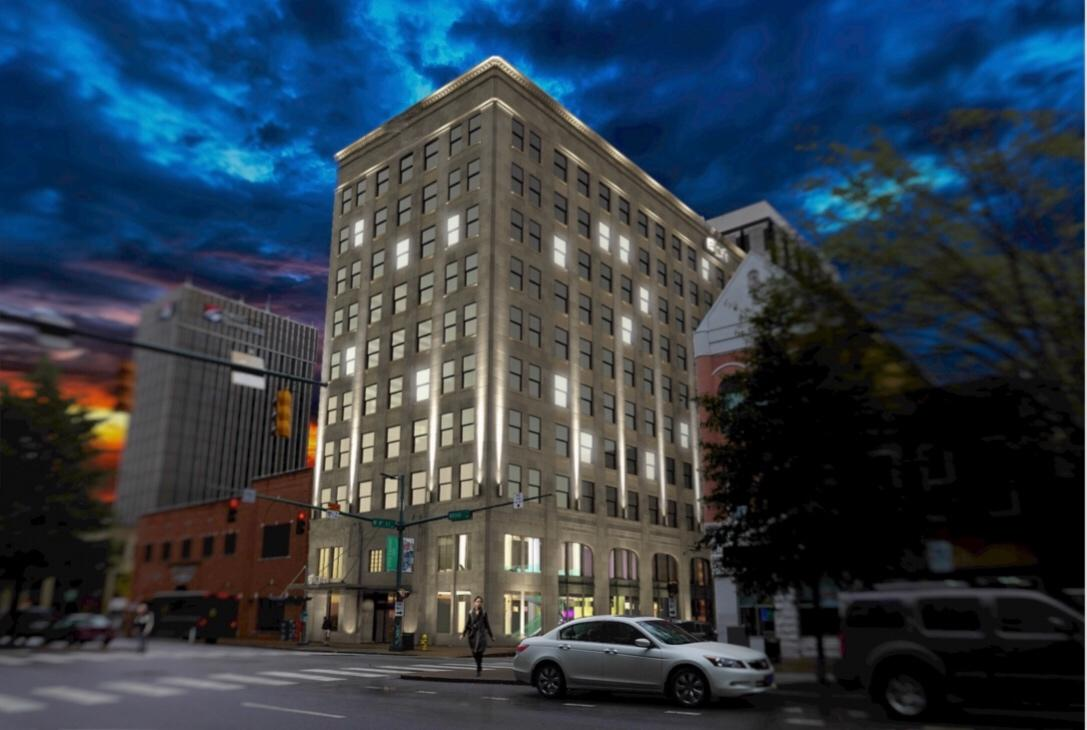 Aloft Downtown Chattanooga